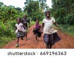 jinja  uganda   circa november... | Shutterstock . vector #669196363