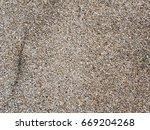 Tiny  Small  Gravel Or Stone...