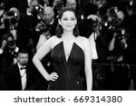 cannes  france   may 23  ... | Shutterstock . vector #669314380