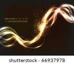 Eps10 Vector Abstract Explosion ...