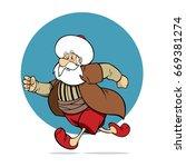 Nasreddin Hodja Character...