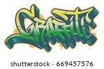 graffiti word in readable...