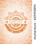 currency exchange abstract... | Shutterstock .eps vector #669493894