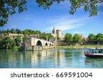 Bridge Of Avignon And The Pope...