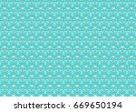 abstract background with... | Shutterstock . vector #669650194