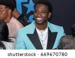 rapper gucci mane attends the... | Shutterstock . vector #669670780