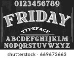 font.script.typeface.vector.old ... | Shutterstock .eps vector #669673663