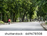 bangkok  thailand   june 25 ... | Shutterstock . vector #669678508