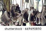 locksmith key shop business...   Shutterstock . vector #669690850