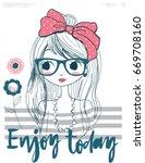 Enjoy Today Collection Vector...