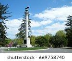 Spanish American Memorial In...