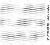abstract halftone dotted... | Shutterstock .eps vector #669766228