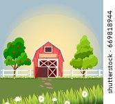 high quality original trendy ...   Shutterstock . vector #669818944