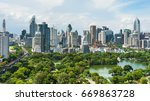 bangkok thailand   july 1  2017 ... | Shutterstock . vector #669863728