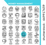 money management concept...