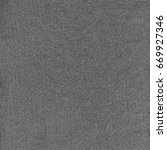 gray textile texture. useful... | Shutterstock . vector #669927346