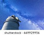 a view of the stars of the... | Shutterstock . vector #669929956