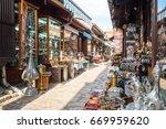 sarajevo  bosnia and... | Shutterstock . vector #669959620
