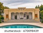 yazd  iran   may 5  2015 ... | Shutterstock . vector #670098439