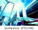 industrial zone  steel... | Shutterstock . vector #67011580