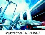 industrial zone  steel... | Shutterstock . vector #67011580