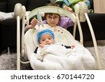 Newborn Swing Baby Swing...