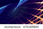 abstract background of... | Shutterstock . vector #670189804