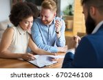 better mortgage rates. | Shutterstock . vector #670246108