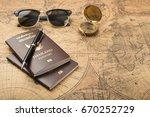 planning travel concept ...   Shutterstock . vector #670252729