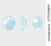 realistic style vector... | Shutterstock .eps vector #670334809