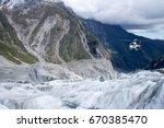 Helicopter  Franz Josef Glacie...