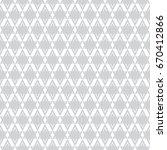 vector seamless pattern.... | Shutterstock .eps vector #670412866