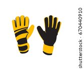 Goalkeeper Gloves. Football...