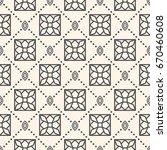 seamless pattern with gemstones ... | Shutterstock .eps vector #670460608