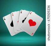 casino gambling poker blackjack ...   Shutterstock .eps vector #670505236