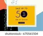 vector design for sale web...   Shutterstock .eps vector #670561504