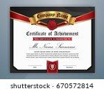 multipurpose modern... | Shutterstock .eps vector #670572814