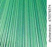 green vertical stripes.