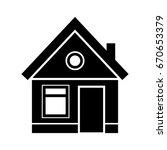house icon | Shutterstock .eps vector #670653379
