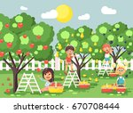 stock vector illustration... | Shutterstock .eps vector #670708444