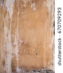 cracked vintage concrete wall...   Shutterstock . vector #670709293