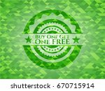 Buy One Get One Free Green...