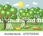 stock vector illustration... | Shutterstock .eps vector #670753543