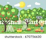 stock vector illustration... | Shutterstock .eps vector #670756630