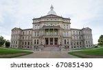 Lansing State Capitol Building...