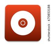 cd icon | Shutterstock .eps vector #670853188