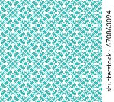 vintage pattern graphic design   Shutterstock .eps vector #670863094