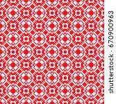 vintage pattern graphic design | Shutterstock .eps vector #670900963