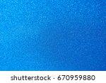 light blue metal car paint... | Shutterstock . vector #670959880