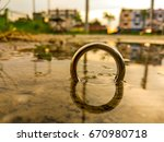 the ring | Shutterstock . vector #670980718